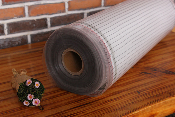No Glue Synthesis Far-infrared Heating Film / High Temperature Resistant Resistant To Cold